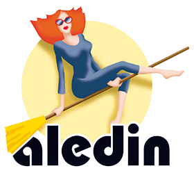 Aledin - Brushes and brooms